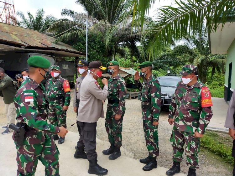 TNI-Polri Makin Solid, Ini Pesan Kapolda dan Danrem