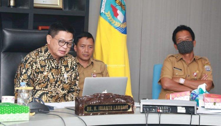 Tindak lanjuti Surat Gubernur, Perusahaan di Kaltara Kumpulkan Dana Rp 2,1 Miliar