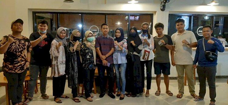 Relawan KOPI Nunukan Deklarasi Dukung Iraw