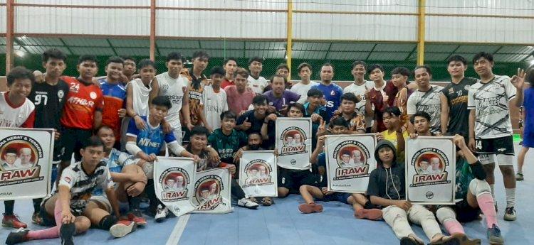 Giliran Kumpulan Pemuda Deklarasikan Dukungan Iraw