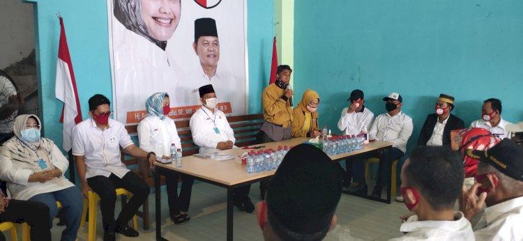 Deklarasi Laura-Hanafiah, Sejumlah Parpol Komitmen Menangkan 'Amanah'