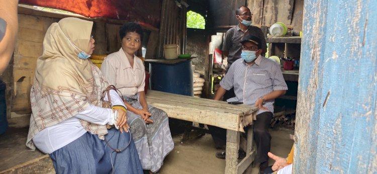 Solidaritas PKS Bantu Bahan Bangunan Untuk Rumah tak Layak