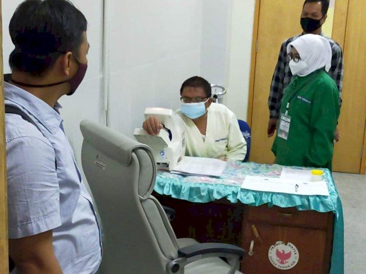 Pemeriksaan Kesehatan Memenuhi Syarat, Nasir Siap 'Tempur' Lagi