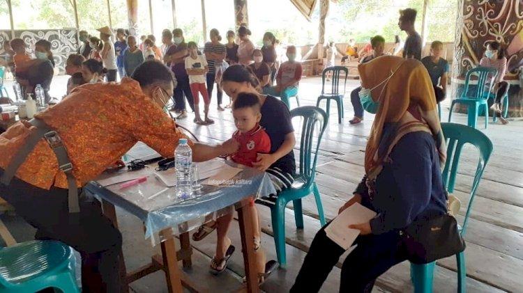 Dokter Terbang Layani Warga Desa Long Ara dan Pujungan