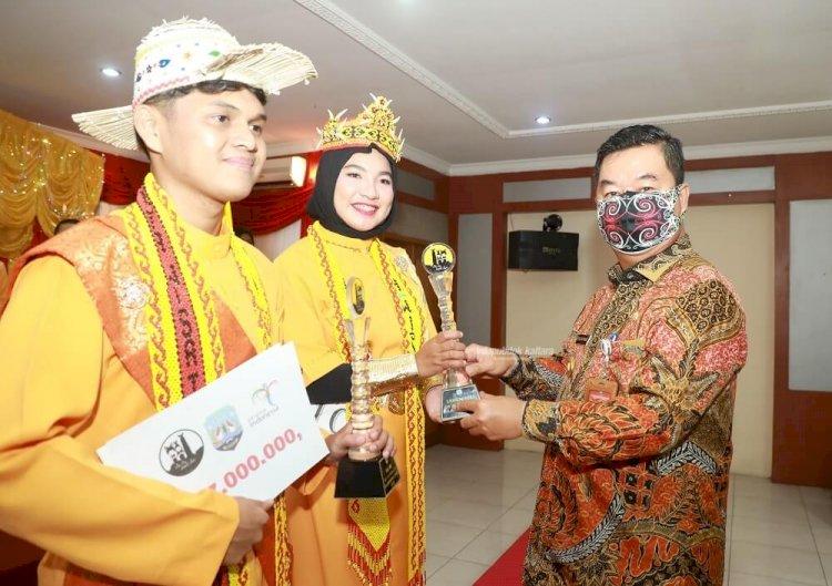 Pjs Gubernur Tutup Duta Wisata Kaltara 2020