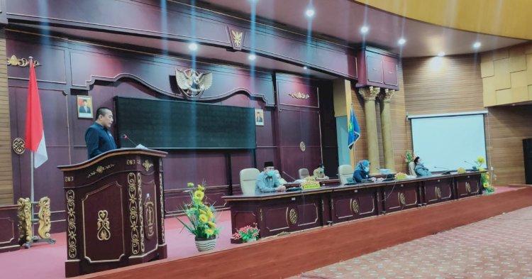 Laporan Pansus Disetujui, Sejumlah Rekomendasi DPRD Untuk Pemkab Nunukan