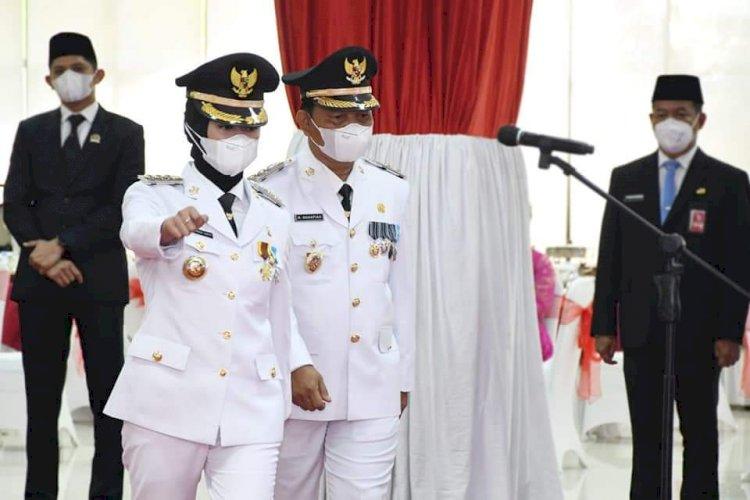 Sah ! Gubernur Zainal Lantik Laura – Hanafiah