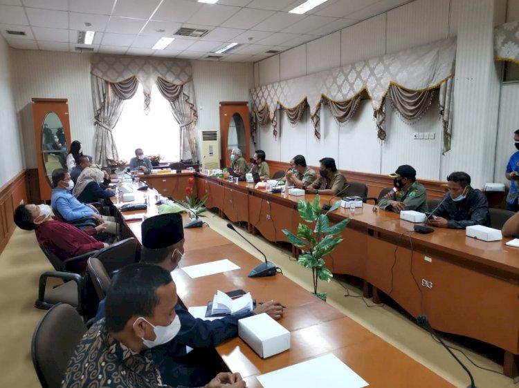 Hearing Penambangan Pasir Ilegal di Sebatik, DPRD Rekomendasikan Ditutup