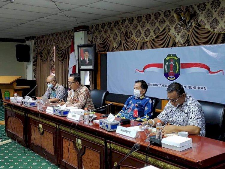 Pimpin Rapat Ranwal RPJMD 2021 - 2026, Sekda Minta Harus Cermat dan Sinergi